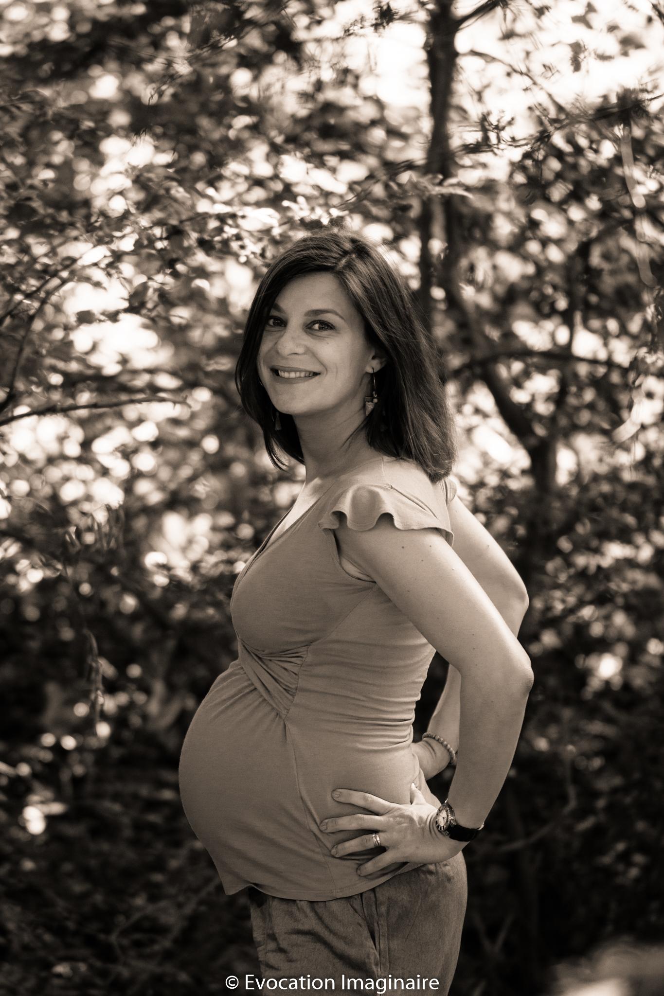 Maternité, grossesse, trimestre