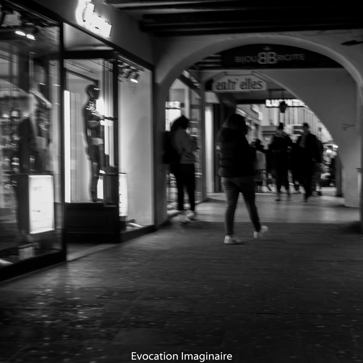 Photographie de Rue ou Street Photography